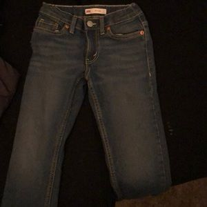 Levi boys jeans